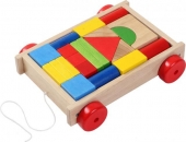 Basic Blocks on Wheels