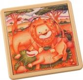 Safari Jigsaw - Lion